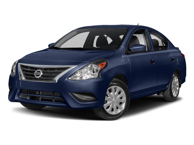 2018 Nissan Versa Sedan Sv Special Edition In Suitland Md Pport Auto Group