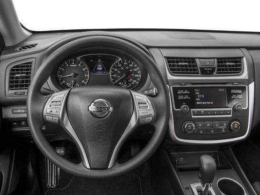 2017 Nissan Altima 2 5 S