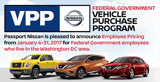 Federal Government Vehicle Purchase Program