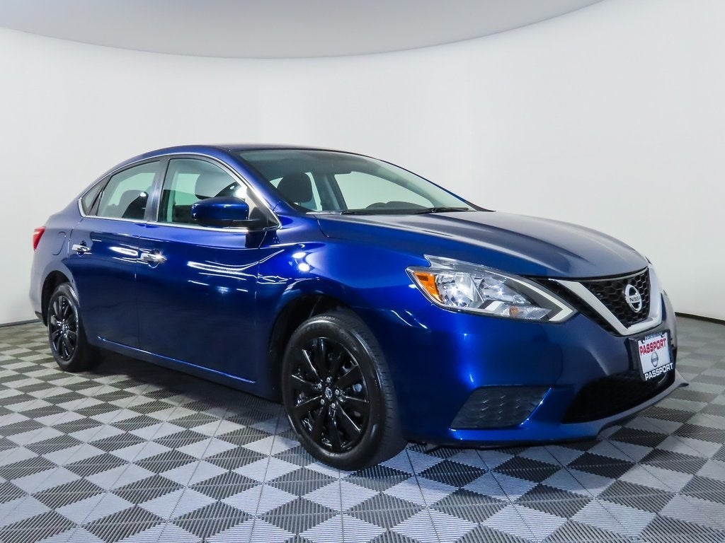 2018 Nissan Sentra S In Suitland, MD   Passport Auto Group